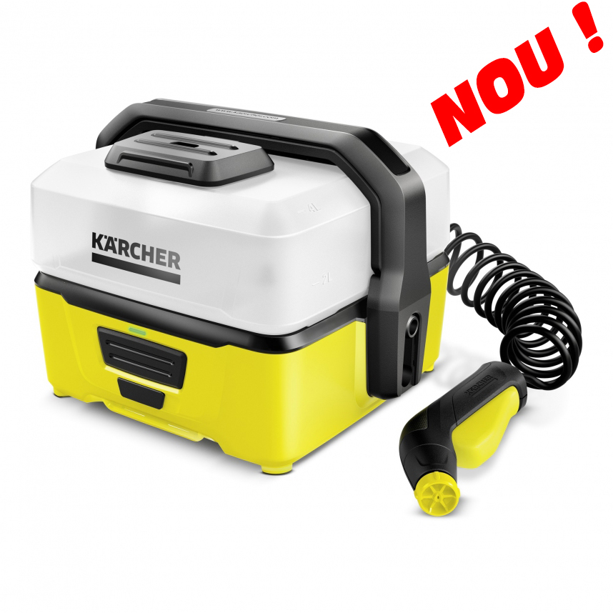 Mobile Outdoor Cleaner Karcher OC3