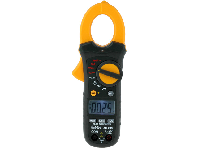 Cleste ampermetric digital AX-203