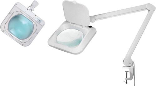 Lampa de masa cu lupa NB-BLAMP-LED1